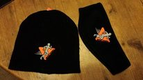 Newent Runners Beanie and Headband