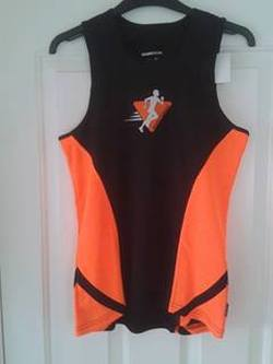 Newent Runners Vest Front