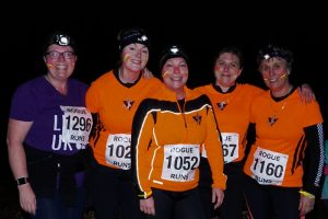 Newent Runners at Mallards Pike