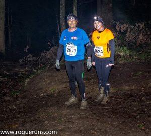 Newent Runners at Beechenhurst