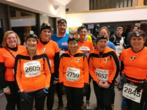 Newent Runners at Beechenhurst